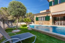 Villa in Arenal - Villa Trobadors - mit privatem Pool