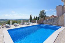 Finca in Selva - Can Rafael - mit privatem Pool