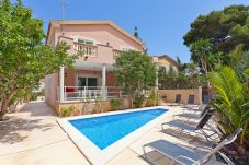 Villa in Arenal - Villa Playa de Palma - mit privatem Pool