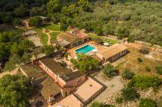 Finca in Algaida - Cas Misser - mit privatem Pool