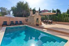 Villa in Cala Blava - Bellavista - mit privatem Pool