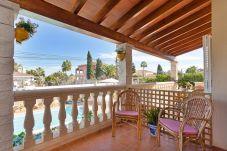Chalet in LLucmajor - Villa Las Palmeras - mit privatem Pool