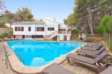 Chalet in Arenal - Villa Ribera de Son Veri - mit privatem Pool