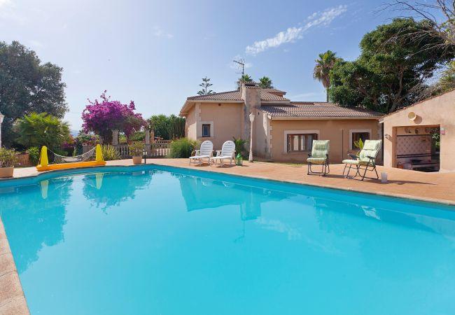 Villa in Palma de Mallorca - Es Garrover