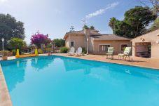 Villa in Palma de Mallorca - Es Garrover - mit privatem Pool