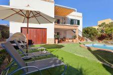Chalet in Arenal - Villa Son Verí Miramar - mit privatem Pool