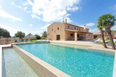 Villa in Manacor - Sa Murtera - mit privatem Pool
