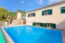 Villa in Palma de Mallorca - Cas Fideuer - mit privatem Pool