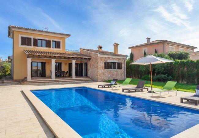 Villa in LLucmajor - Villa Sa Torre - mit privatem Pool