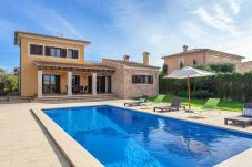Villa in LLucmajor - Villa Sa Torre - mit privatem Pool