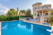 Villa in Costa de la Calma - Villa Margarita - mit privatem Pool