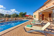 Villa in Cala Blava - Villa Bellavista - mit privatem Pool